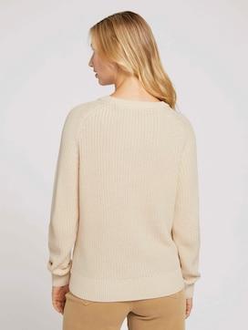Pullover mit Bio-Baumwolle - 2 - TOM TAILOR Denim