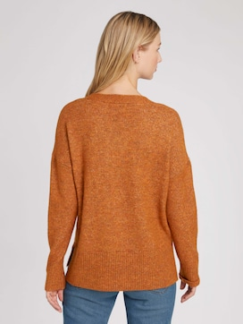 Sweater made with recycled polyester - 2 - TOM TAILOR Denim