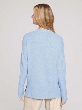 Pullover mit recyceltem Polyester - 2 - TOM TAILOR Denim