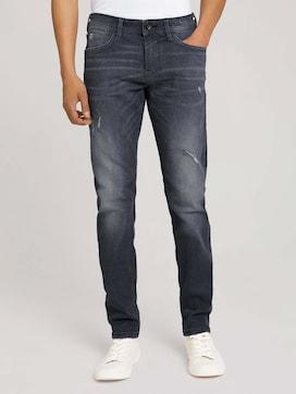 Slim Piers-jeans met biologisch katoen - 1 - TOM TAILOR Denim