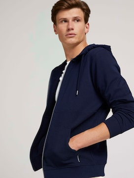 textured hoodie - 5 - TOM TAILOR Denim