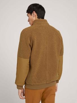 Jacke aus Teddyfell - 2 - TOM TAILOR Denim