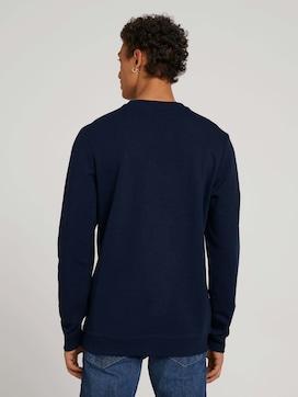 Sweatshirt mit Brusttasche - 2 - TOM TAILOR Denim