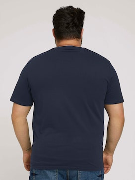 Basic T-Shirt im Doppelpack - 2 - Men Plus