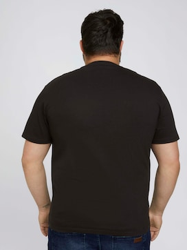 Basic T-shirt in een dubbelverpakking - 2 - Men Plus
