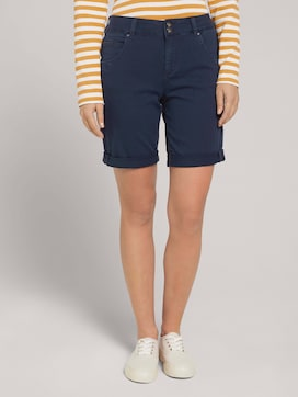 Lina Bermuda Shorts - 1 - TOM TAILOR Denim