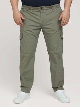Cargo Slim broek - 1 - Men Plus