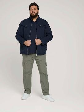 Cargo Slim broek - 3 - Men Plus