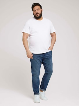 Slim Fit Jeans - 3 - Men Plus