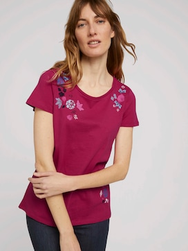 Print t-shirt made of organic cotton - 5 - TOM TAILOR