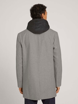 Coat with a sweat jacket - 2 - TOM TAILOR Denim