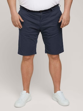 Slim Chino Shorts - 1 - Men Plus