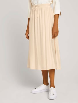 Basic maxi skirt - 1 - Mine to five