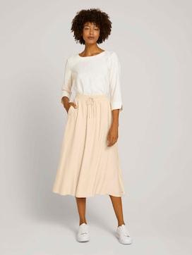 Basic maxi skirt - 3 - Mine to five