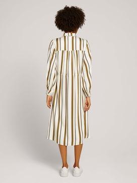 Lange blousejurk met patroon - 2 - Mine to five