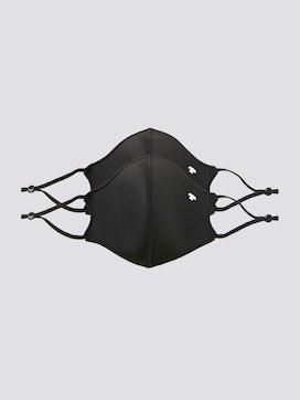 Stoffmaske im Doppelpack - 7 - TOM TAILOR