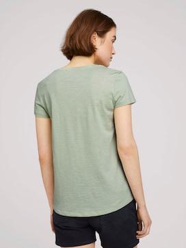 T-shirt met letterprint - 2 - TOM TAILOR Denim