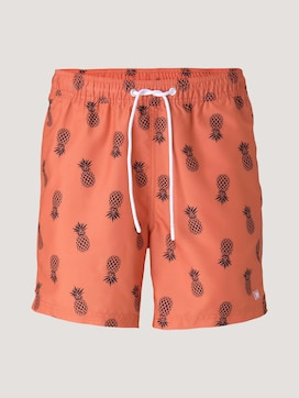 patterned swimming shorts - 7 - TOM TAILOR Denim