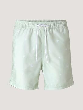 gemusterte Swim Shorts - 7 - TOM TAILOR Denim