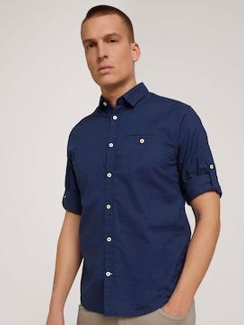 Overhemd met borstzak - 5 - TOM TAILOR