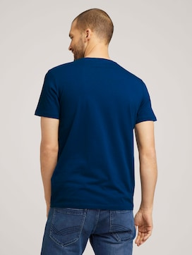 Logo Print T-Shirt - 2 - TOM TAILOR