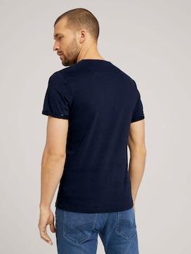 Henley T-Shirt mit Print - 2 - TOM TAILOR