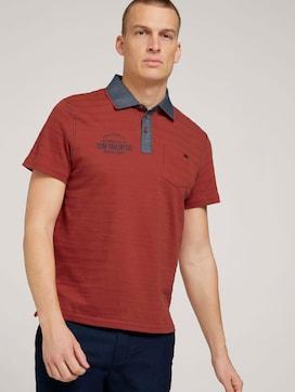 gestreiftes Poloshirt - 5 - TOM TAILOR
