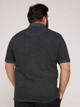 Poloshirt in leichter Waschung - 2 - Men Plus