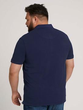 Basic Poloshirt - 2 - Men Plus