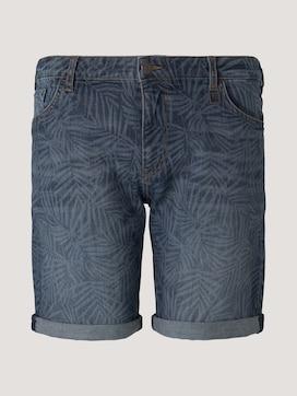 Bermuda Slim Jeans - 7 - Men Plus