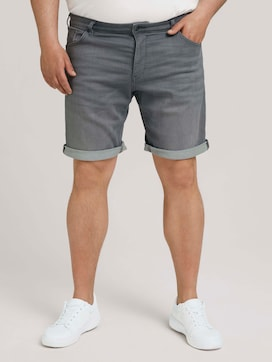 Bermuda Slim Shorts - 1 - Men Plus