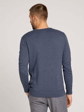 strukturierter Pullover - 2 - TOM TAILOR