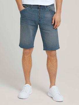Josh Regular Slim Jeansshorts - 1 - TOM TAILOR