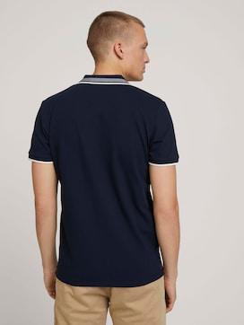 Poloshirt mit Kragendetail - 2 - TOM TAILOR