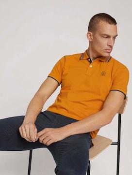 Poloshirt mit Kragendetail - 5 - TOM TAILOR
