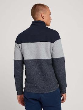 Pullover mit feinen Streifen - 2 - TOM TAILOR
