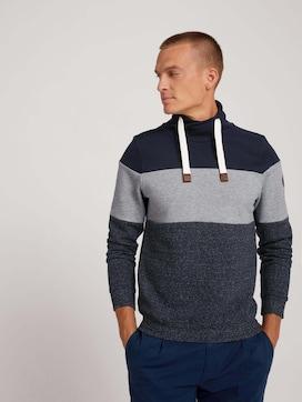 Pullover mit feinen Streifen - 5 - TOM TAILOR