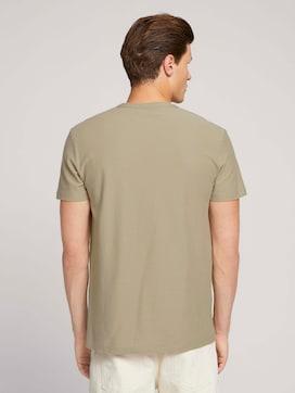Basic T-Shirt aus Bio-Baumwolle - 2 - TOM TAILOR Denim