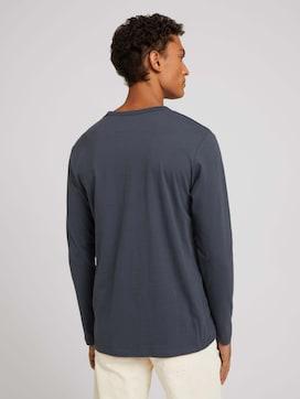 Langarmshirt mit Print - 2 - TOM TAILOR Denim