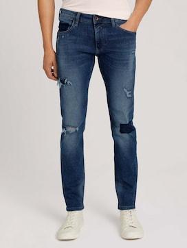 Slim Piers Jeans mit Bio-Baumwolle - 1 - TOM TAILOR Denim