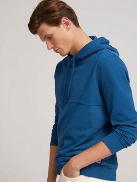 gestructureerde hoodie - 5 - TOM TAILOR Denim