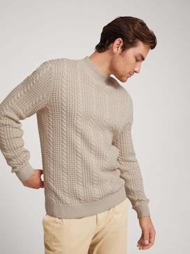 Knitted jumper - 5 - TOM TAILOR