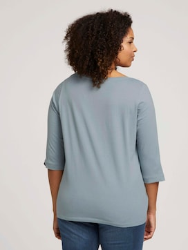 Curvy - T-Shirt aus Bio-Baumwolle - 2 - My True Me