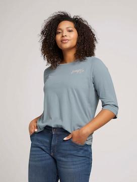 Curvy - T-Shirt aus Bio-Baumwolle - 5 - My True Me