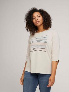 Plus - T-Shirt aus Bio-Baumwolle - 5 - My True Me