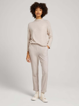 Loose Fit Hose mit elastischem Bund - 3 - TOM TAILOR