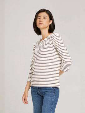 Striped sweatshirt - 5 - TOM TAILOR