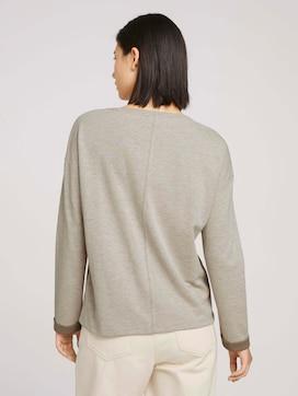 Loose-fit jersey shirt - 2 - TOM TAILOR