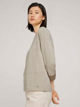 Loose-fit jersey shirt - 5 - TOM TAILOR