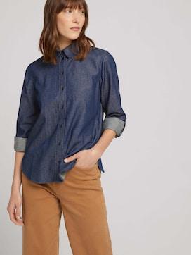 Denim shirt - 5 - TOM TAILOR